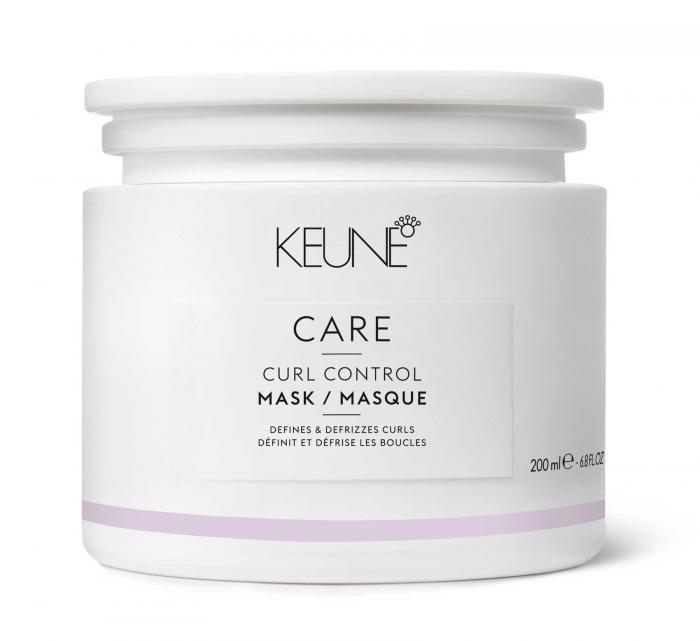 Masca Profesionala Pt Par Cret Keune Curl Control-200 ml