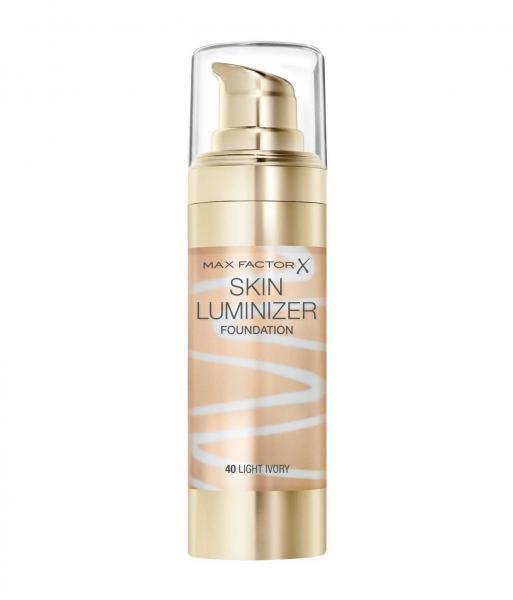 Fond De Ten MAX FACTOR Skin Luminizer Miracle Foundation 40 Light Ivory 30ml