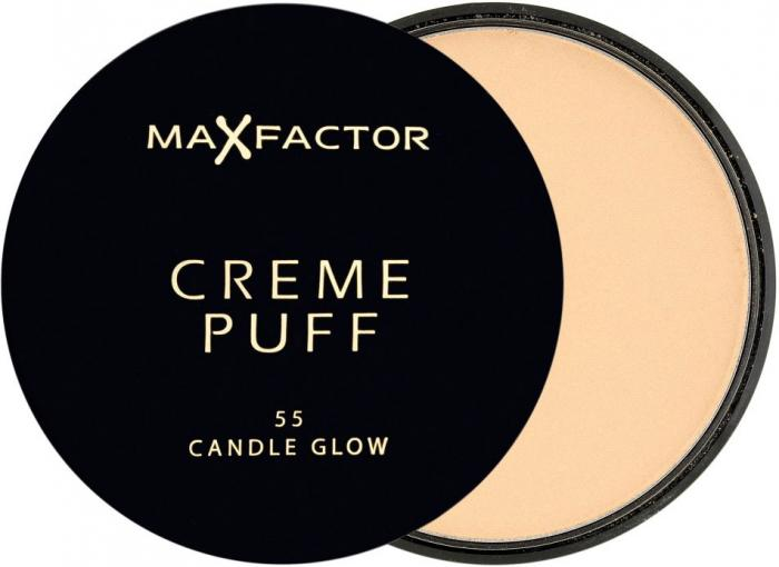 Pudra Max Factor Creme Puff 55 Candle Glow