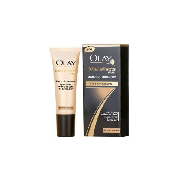 Crema de Ochi Antirid OLAY Total Effects 7 in 1 cu efect de Corector, 15ml-big