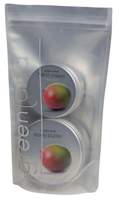 Pachet Promotional Greenland Crema de Maini Unt de Corp cu Mango