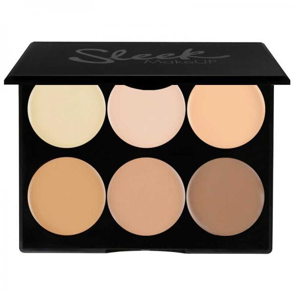 Paleta conturare SLEEK MakeUP Cream Contour Kit Light 12g