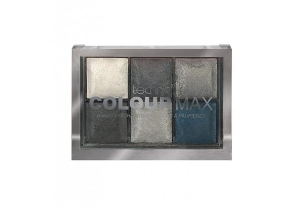 Paleta Cu 6 Farduri Pigmentate Technic Colour Max Silverado