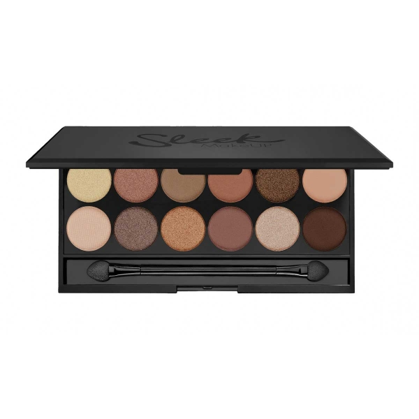 Paleta farduri SLEEK MakeUP i Divine Eyeshadow Palette A New Day 9gr