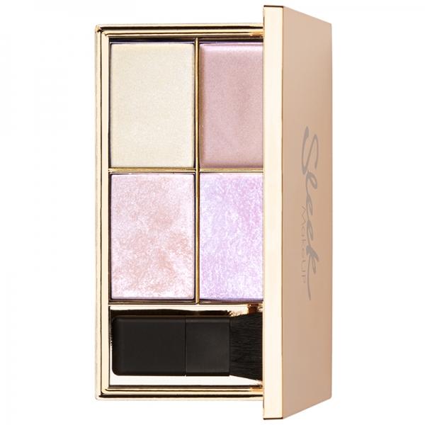 Paleta Iluminatoare SLEEK MakeUP Highlighting Palette Solstice 9 gr