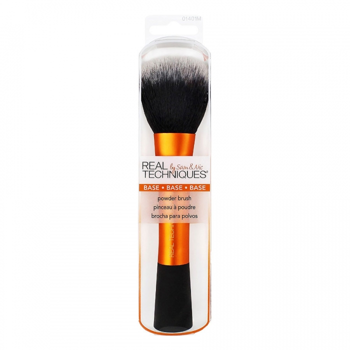 Real Techniques Base Powder Brush Pensula profesionala de machiaj pentru pudra