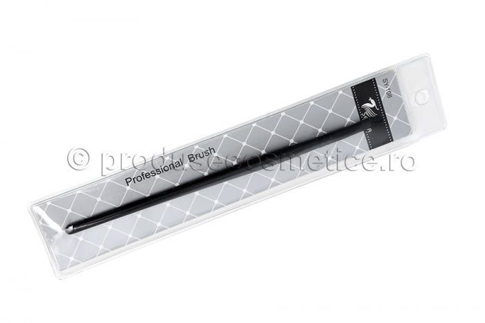 Pensula Profesionala Unghiulara Speciala Pentru Sprancene Sy108