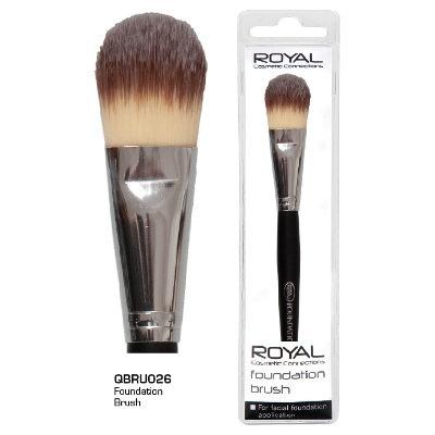 Pensula mare pt. Aplicarea Fondului de ten Royal Luxurious Foundation-big