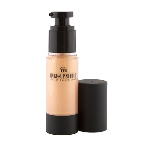Produs Profesional Pt Luminozitate Make Up Studio 35 ml Gold