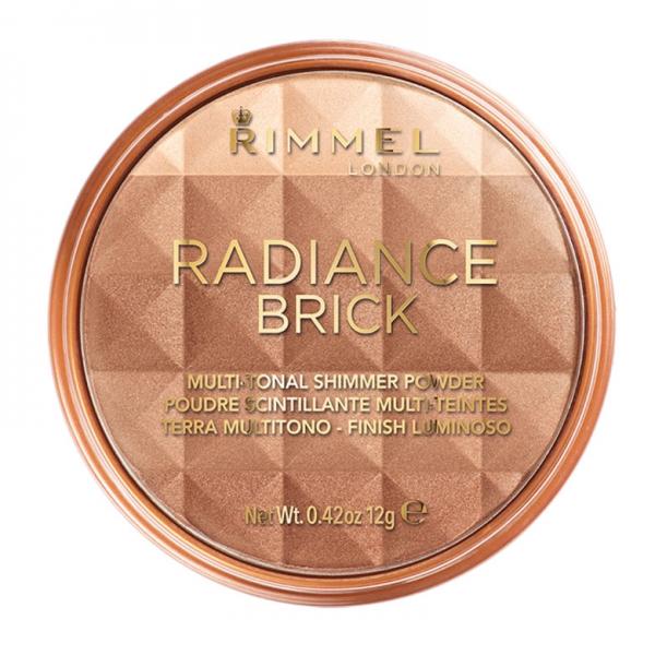 Pudra Bronzanta Rimmel Radiance Brick 001 Light 12 gr