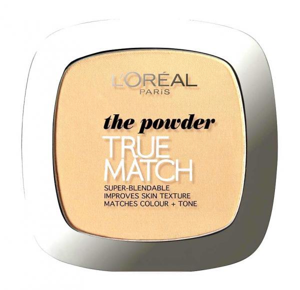 Pudra Compacta L OREAL True Match Super Blendable 1.D 1.W Golden Ivory