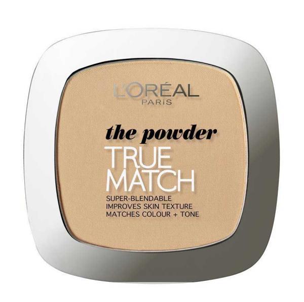 Pudra Compacta L OREAL True Match Super Blendable 3.D 3.W Golden Beige