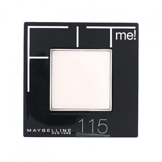 Pudra Compacta Maybelline Fit Me 115 Ivory