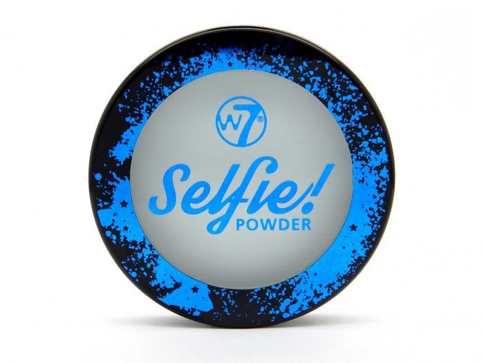 Pudra Translucida Pentru Luminozitate W7 Selfie Cu Efect Mat