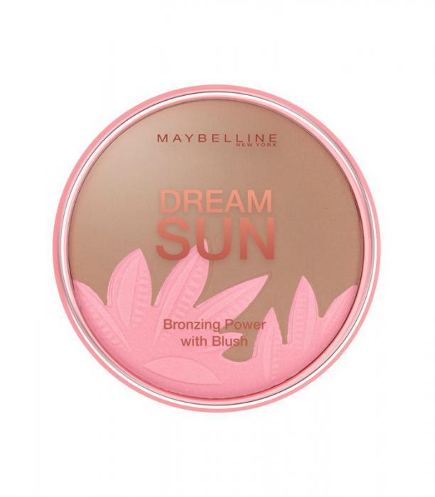 Pudra Bronzanta Maybelline Dream Sun 08 Bronzed Paradise