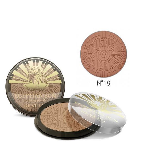 Pudra Bronzanta Si Iluminatoare Revers Egyptian Sun 18