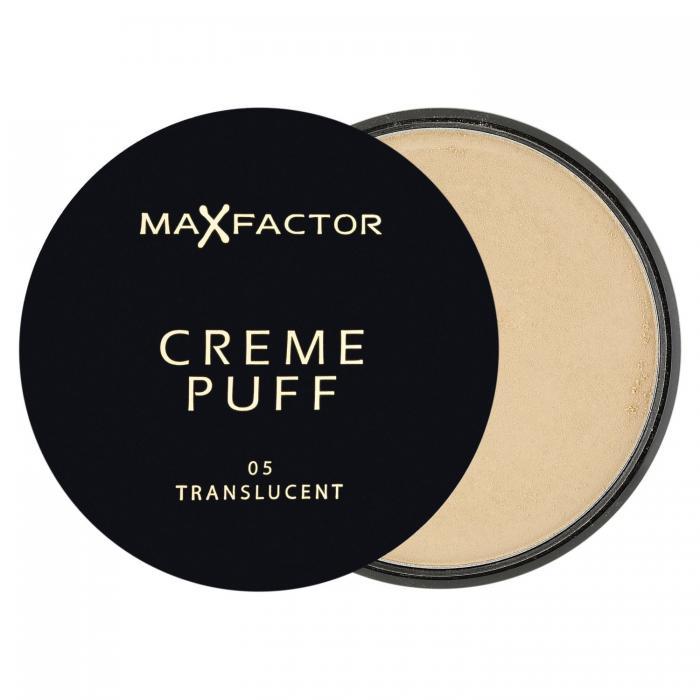 Pudra Max Factor Creme Puff Compact 05 Translucent