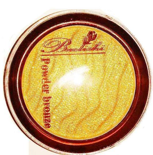 Pudra Iluminatoare Bronzanta cu Irizatii Aurii Baolishi Powder Bronze