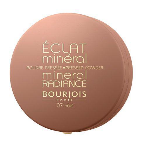 Pudra Minerala Pentru Luminozitate Bourjois Eclat Mineral 07 Hale