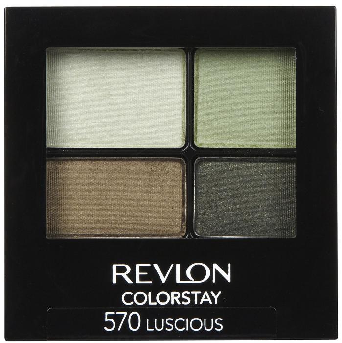Fard Revlon ColorStay Quatro 16 Hr 570 Luscious