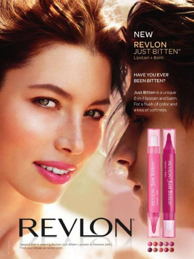 Ruj Carioca Revlon Just Bitten Lipstain + Balm  - Passion-big