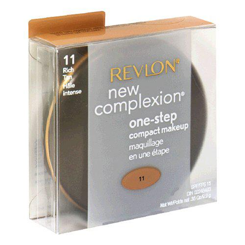 Pudra Revlon New Complexion One-Step - 11 Rich Tan-big