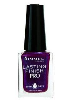 Lac de unghii Rimmel Lasting Finish Pro - 350 Violet Metal