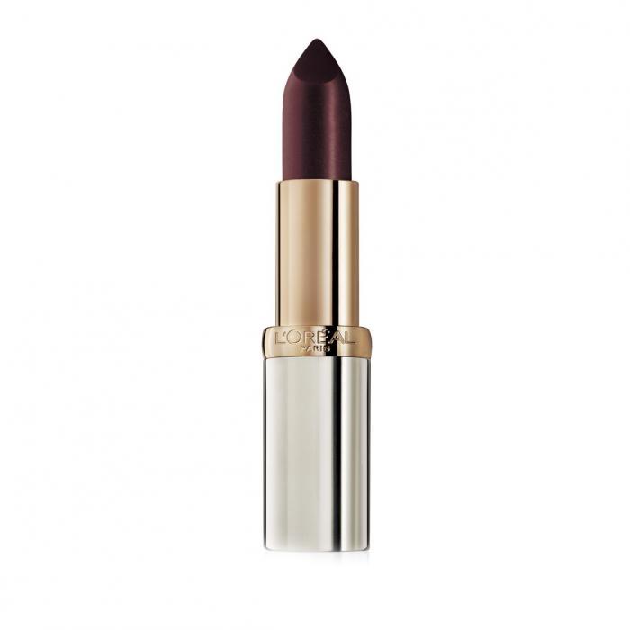 Ruj L oreal Color Riche Lipstick 703 Oud Obsession