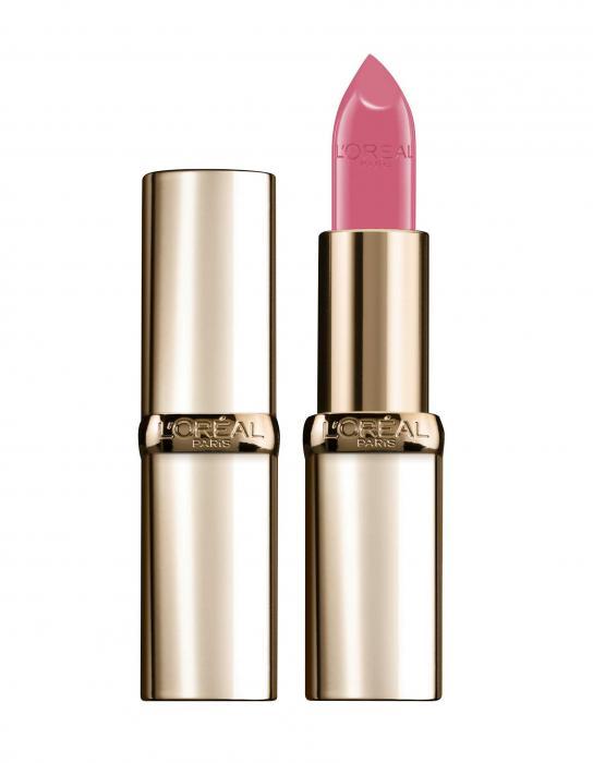 Ruj L OREAL Color Riche Lipstick 136 Flamingo Elegance