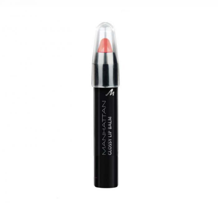 Ruj Carioca Manhattan Glossy Lip Balm 10A Nude Up