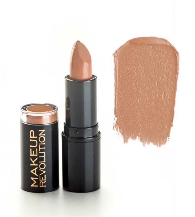 Ruj Cremos Profesional Makeup Revolution Amazing Nude