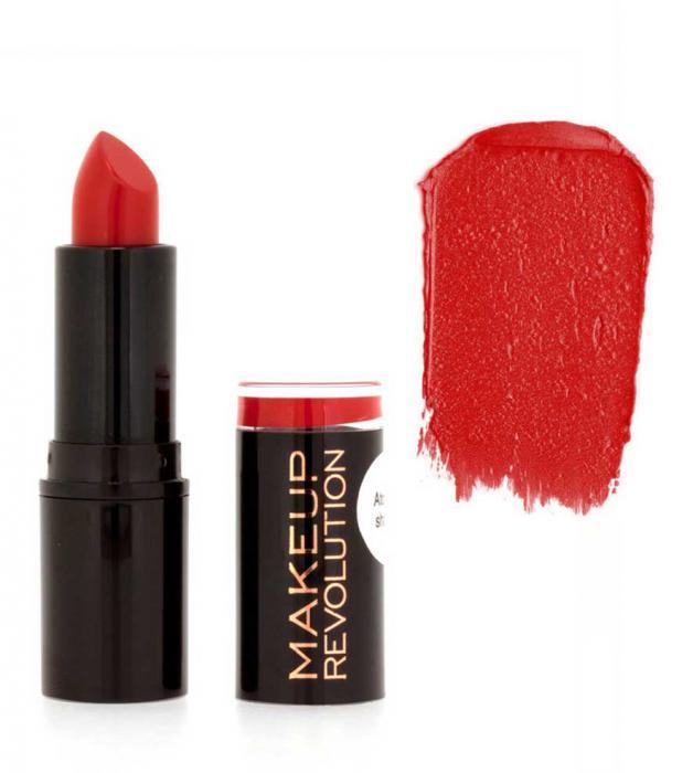 Ruj Cremos Profesional Makeup Revolution Amazing Ruby