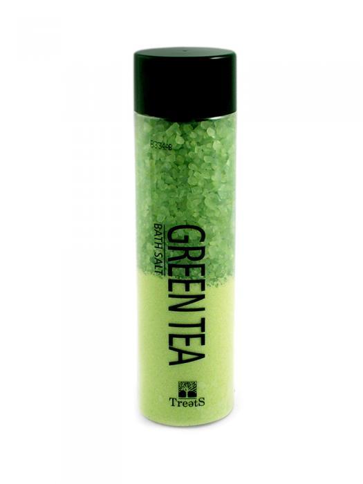 Sare de Baie TREETS cu Ceai Verde - 400 gr