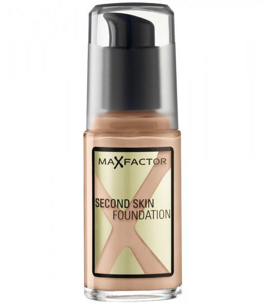 Fond De Ten Max Factor Second Skin - 060 Sand
