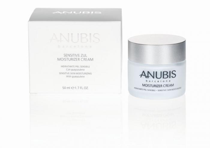Crema de Fata pt Ten Sensibil ANUBIS Sensitive Zul Luxury 50ml