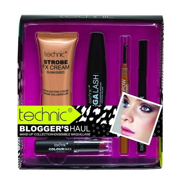 Set Make up Cu 5 Produse Technic Blogger s Haul