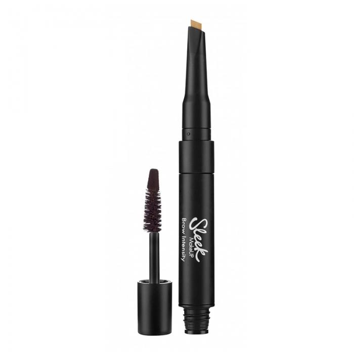Creion Si Mascara Pentru Sprancene Sleek Makeup Brow Intensity Extra Dark