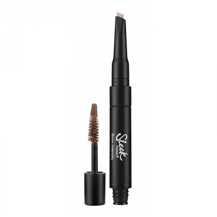 Creion si Mascara pentru Sprancene Sleek MakeUP Brow Intensity Light