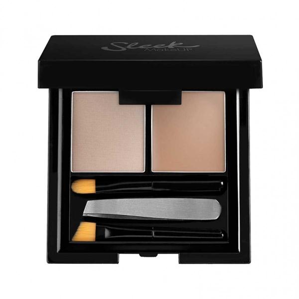 Kit Pentru Sprancene Sleek Makeup Brow Kit Light 3.8g