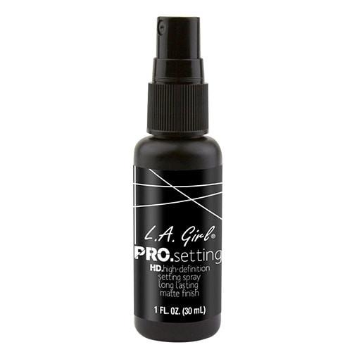 Spray Pentru Fixarea Machiajului L.a Girl Pro Setting Hd 30 Ml