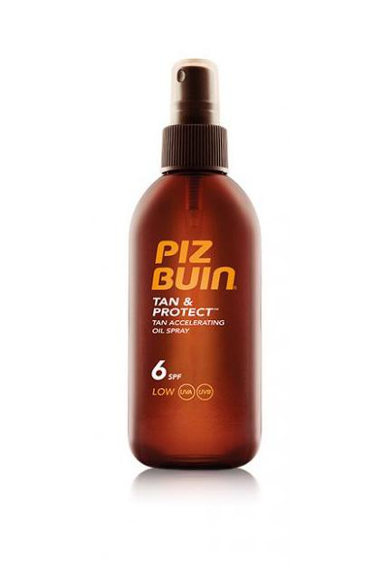 Spray Intesificator Piz Buin Tan Intensifying cu SPF 6