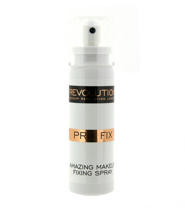 Spray Pentru Fixarea Machiajului Makeup Revolution Pro Fix 100 ml