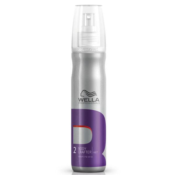 Spray Profesional Pentru Volum Wella Professionals Body Crafter Wet