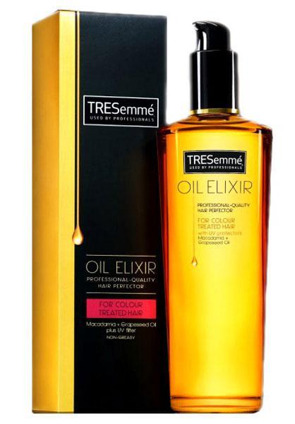 Ulei Profesional Pentru Par Vopsit TRESemme Oil Elixir 100 ml