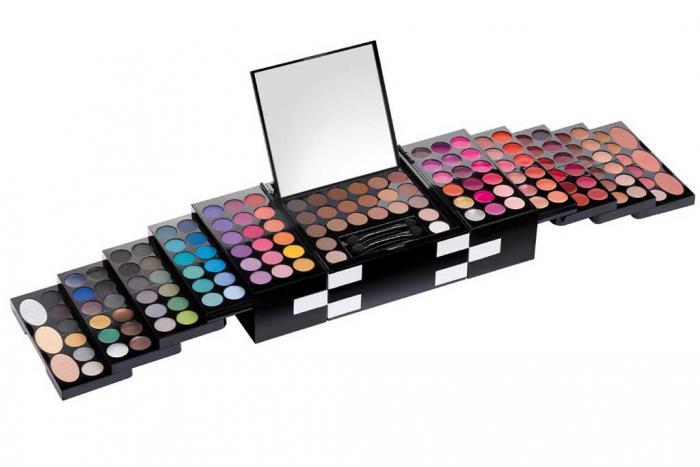 Trusa Profesionala de Machiaj cu 148 culori Make Up PREMIUM Palette