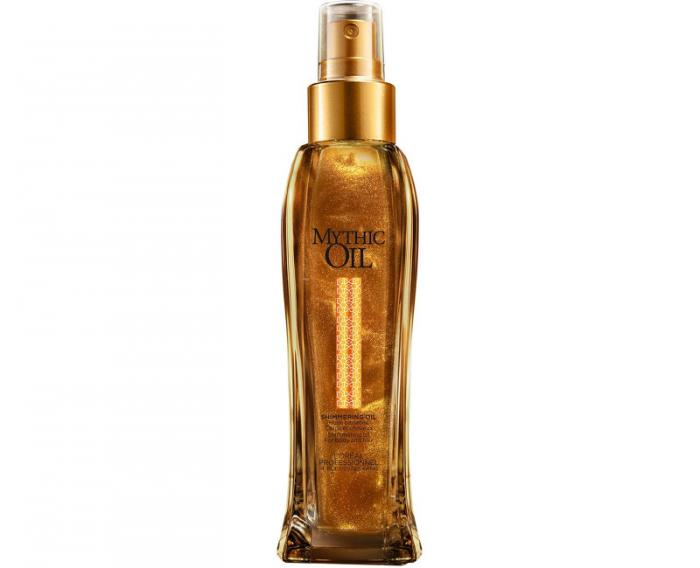 Ulei Stralucitor Pt Par Corp Loreal Professionel Mythic Oil Shimmering