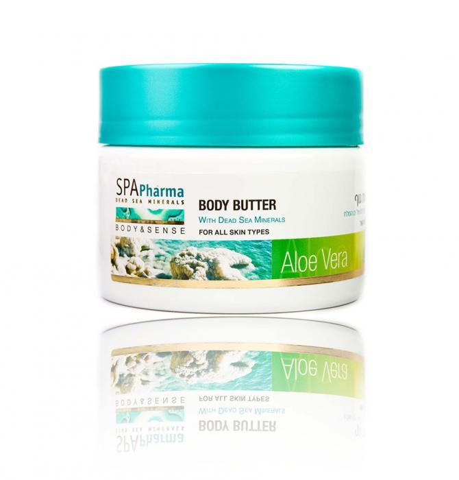Unt de Corp cu Aloe Vera SpaPharma PEER 1492 350 ml