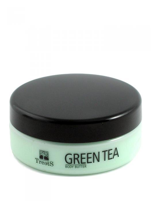 Unt de Corp TREETS cu Ceai Verde 200 ml
