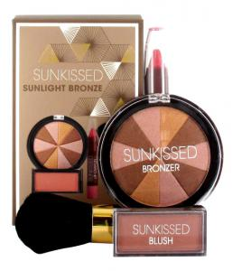 Trusa Machiaj Sunkissed Sunlight Bronze - Luxury Cocktail0