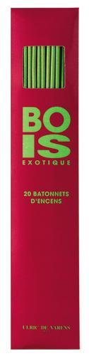 Betisoare Parfumate Ulric De Varens - Bois Exotiqu